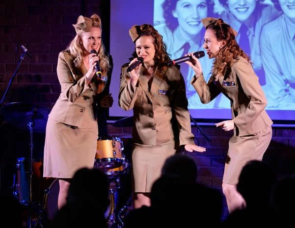 The Andrews Sisters – Matinee Series