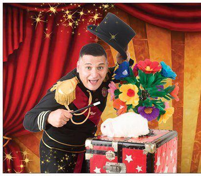 The Amazing Magic Mike – Abracadazzle Show