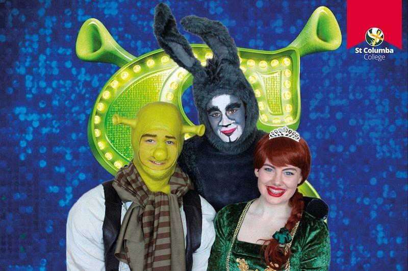 Shrek the Musical – St Columba College