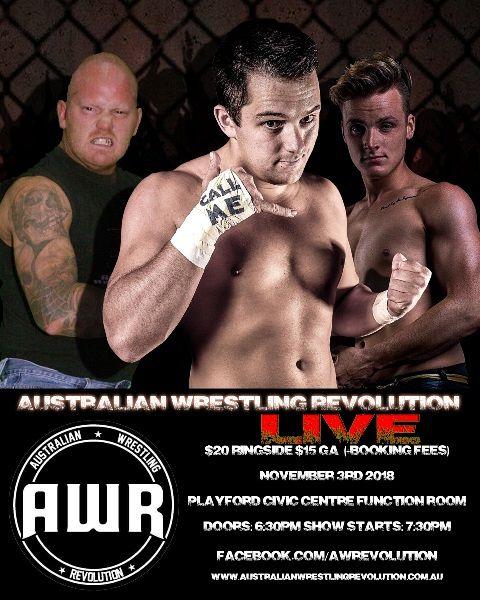 Australian Wrestling Revolutions