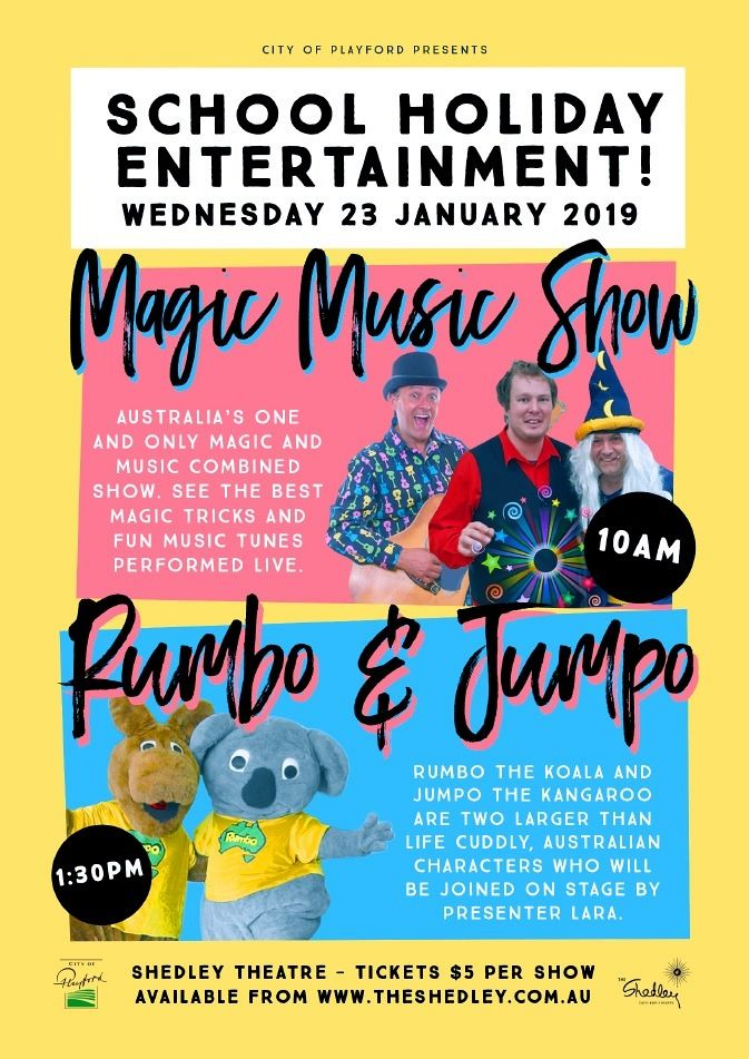 Magic Music Show