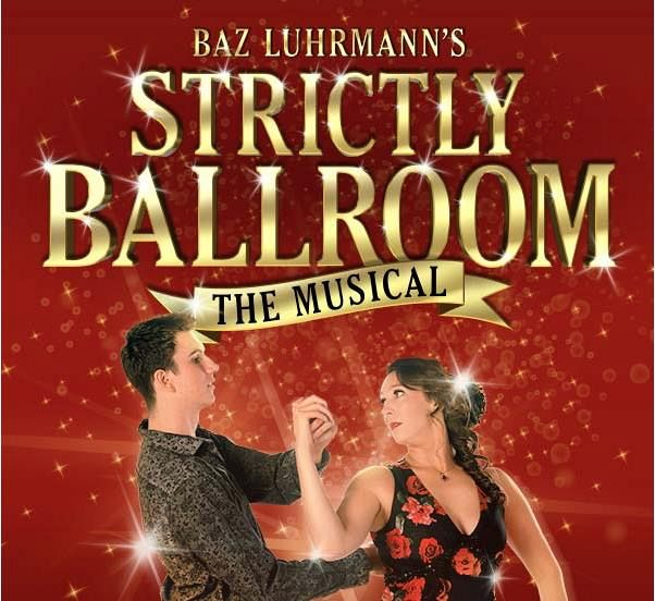 Strictly Ballroom presented by Matt Byrne Media