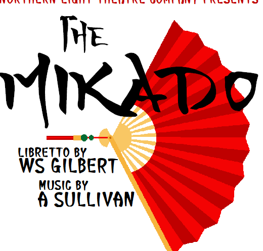 The Mikado presented by Northern Light Theatre Company