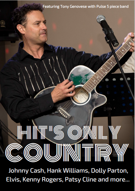 Hits Only Country – Matinee Series