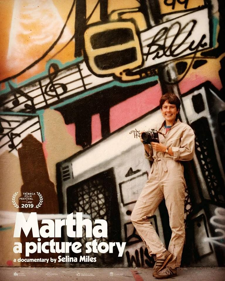 Martha: A Picture Story (CTC) – Seniors on Screen