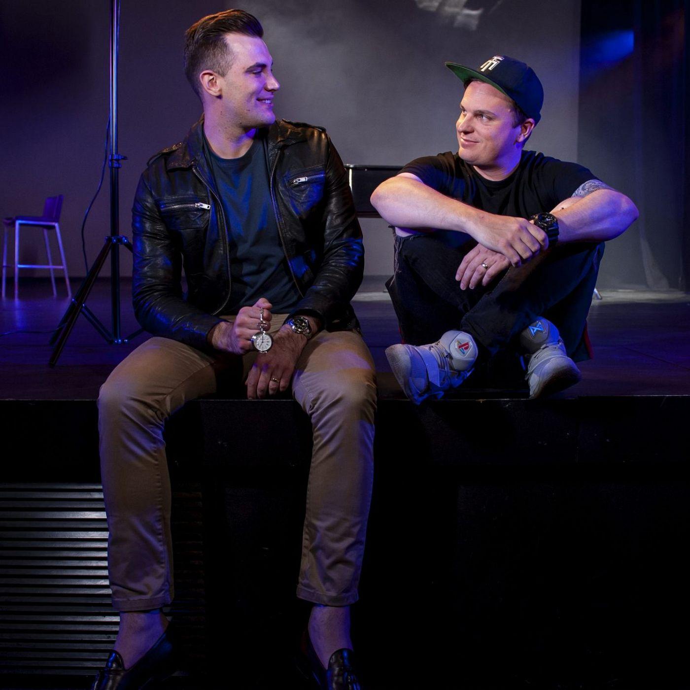 MINDBLOWN with Matt Tarrant & Isaac Lomman