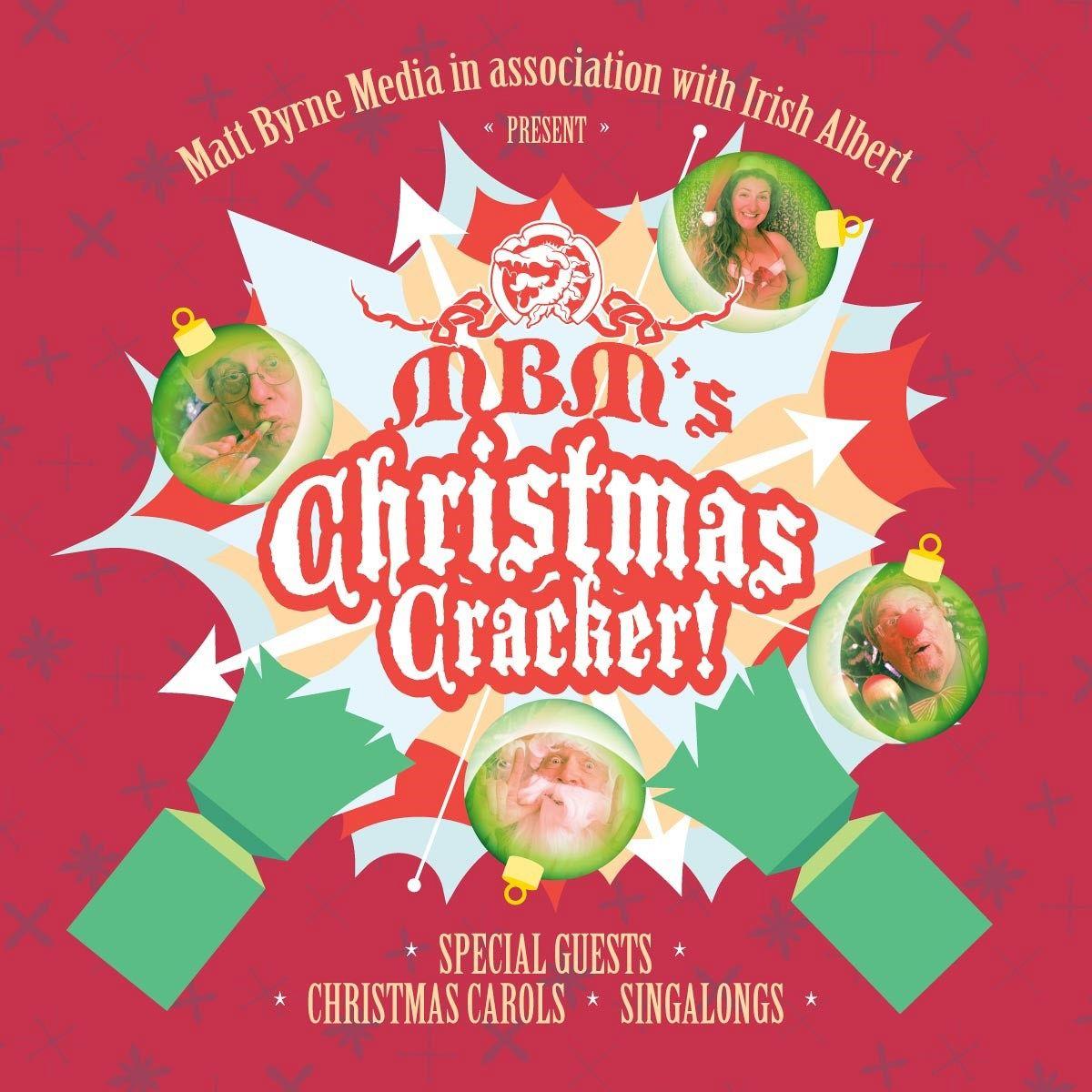 Matt Byrne Christmas Cracker